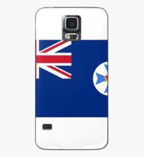 Flag of Queensland Australia Case/Skin for Samsung Galaxy