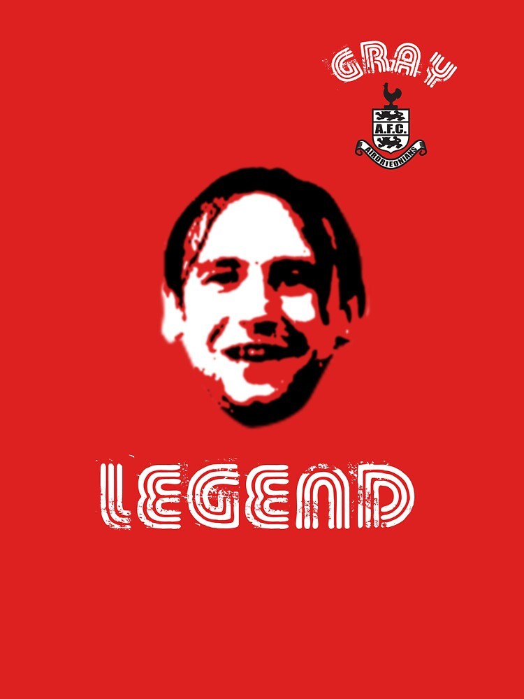 Airdrieonians Legend Stevie Gray by Airdrieonians