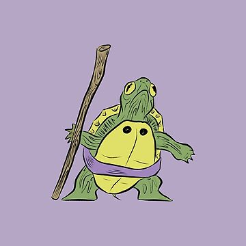 Hatchling Ordinary Ninja Turtles - Don by TheMVB