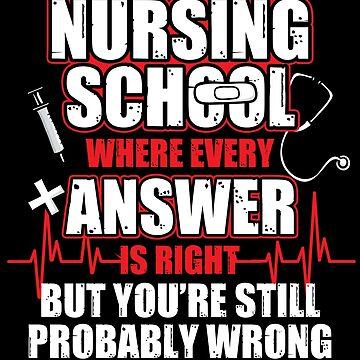 Nurse experience by GeschenkIdee