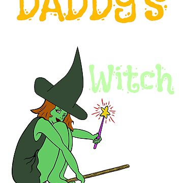 Halloween BDSM Daddy's Naughty Little Witch by Mrpotts73