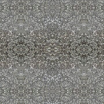 Facing Granite | Pattern Art by CarlosV
