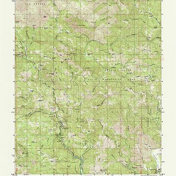 USGS TOPO Map California CA Cazadero 100044 1998 24000 geo by wetdryvac