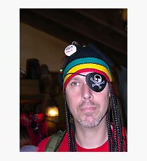 It's A Pirates Life For Me!! Photographic Print