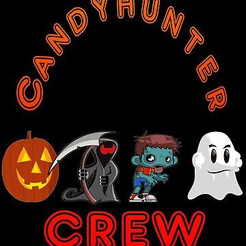 Halloween Candyhunter crew by Daniel0603