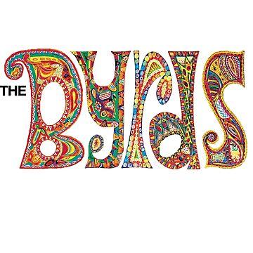 The Byrds by Sagan88