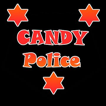 Halloween Candy Police by Daniel0603