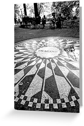 Strawberry Fields Forever by Jeff Blanchard