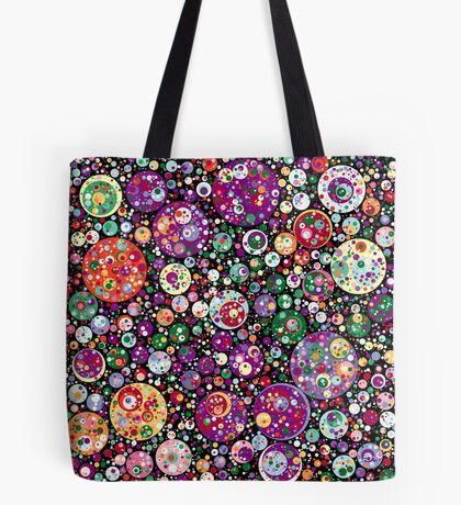 Points on a Circle 016 Tote Bag