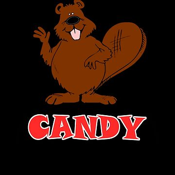 Halloween Beaver Candy by Daniel0603