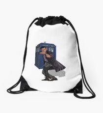 11th Doctor Drawstring Bag