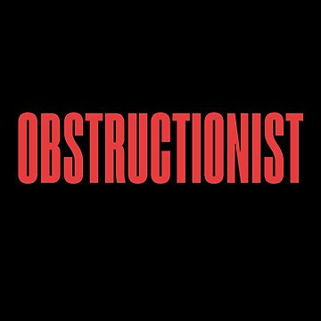 Obstructionist (v2) by BlueRockDesigns