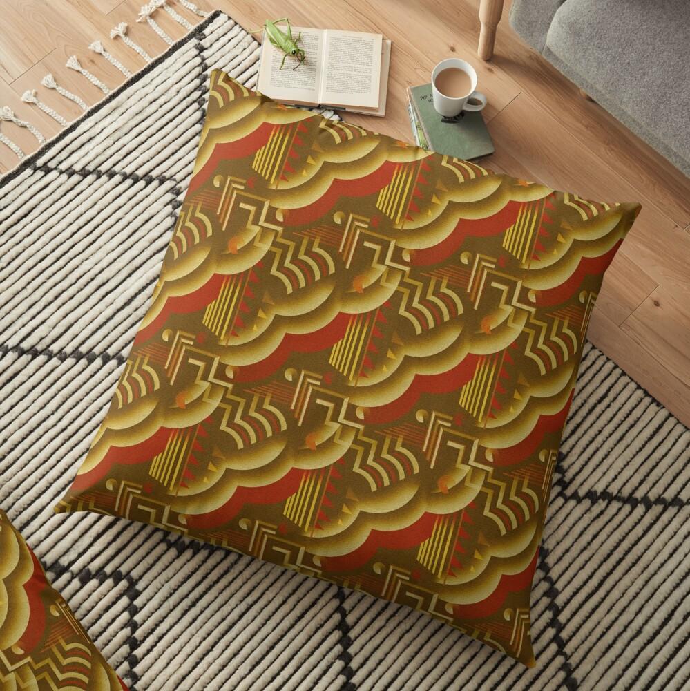 Crocodile Floor Pillow