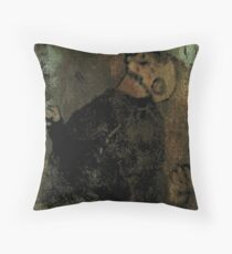A Somewhat Dramatic Moment Throw Pillow