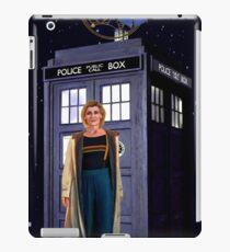 13th Doctor iPad Case/Skin