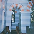 The St Francis Xavier Cathedral Geraldton WA by TeAnne
