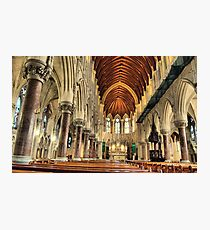 st colemans church ,cobh co.cork ireland Photographic Print