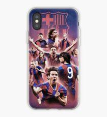 Barcelona Team iPhone Case