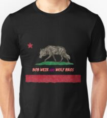 Bob Weir and Wolf Bros Band Music Unisex T-Shirt
