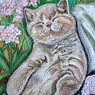"A Midsummer Day""s Dream (Kitten) by MariaSibireva"