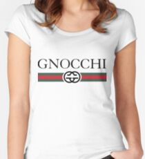 Gnocchi Women's Fitted Scoop T-Shirt
