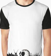 CARACOL CALAVERA Graphic T-Shirt