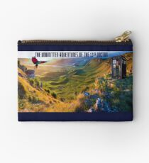 The Doctor and Dinosaur Valley Studio Pouch