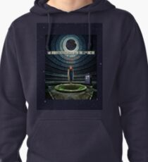 Doctor Who and the Abandoned Power Plant Pullover Hoodie