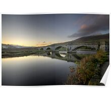 The Burnsall Crossing ! Poster
