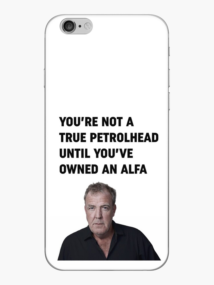 Clarkson Alfa Romeo owner quote by The Official  Clarkson, Hammond & May Store