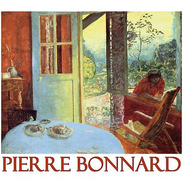 Dining Room in the Country by Pierre Bonnard by Chunga
