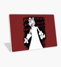 Doctor Horrible - Transparent Evil Laugh Laptop Skin