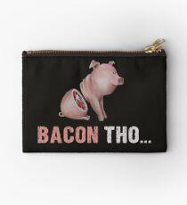 Bacon Tho - Vegan Art Studio Pouch