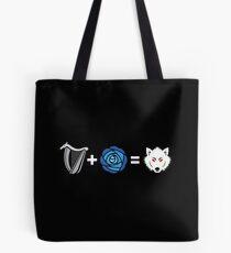 R+L=J Tote Bag