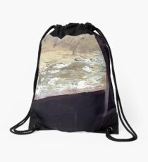 Bridge Window Drawstring Bag