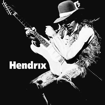 Hendrix by Mark1955