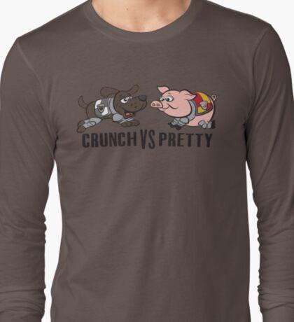 Crunch VS Pretty T-Shirt