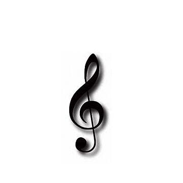 G clef by netza