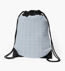 Monet's Waterloo Bridge (pattern 3) Drawstring Bag
