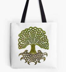 Celtic Yggdrasil - Tree of Life Tote Bag