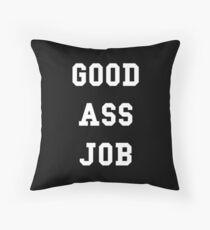 Good Ass Job Floor Pillow