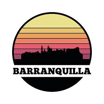 Barranquilla Skyline (Colombia) by SvenHorn