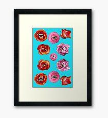The Flowers of Evil  Framed Print