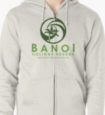 That's Your Next Holiday Sorted Then! Zipped Hoodie