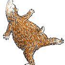 Dancing Bear 2 by MiMiDesigns