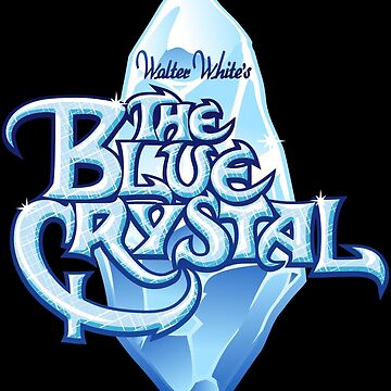 The blue crystal by Patrol