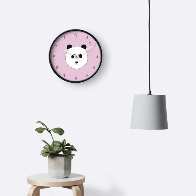 Panda von Simone Abelmann