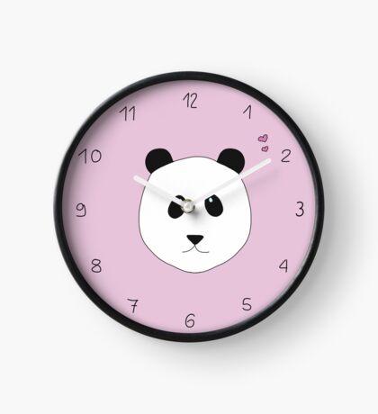 Panda Uhr