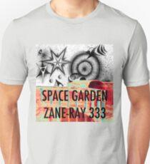 Space Garden Zane-Ray 333 Daytime (with caption) Unisex T-Shirt