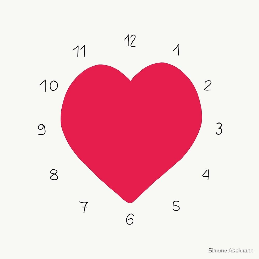 Herz, Heart von Simone Abelmann